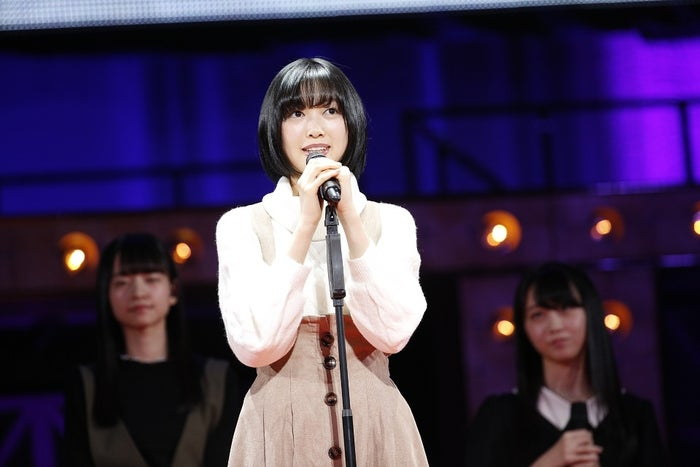 """北川悠理/乃木坂46""""4期生お見立て会""""(提供写真)"""