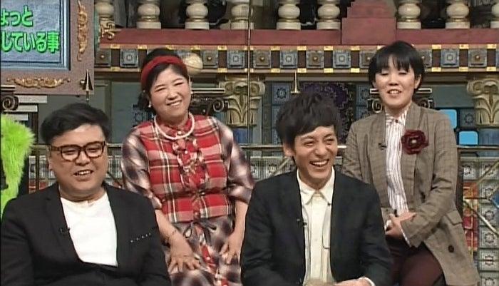 (前列)とろサーモン(C)日本テレビ