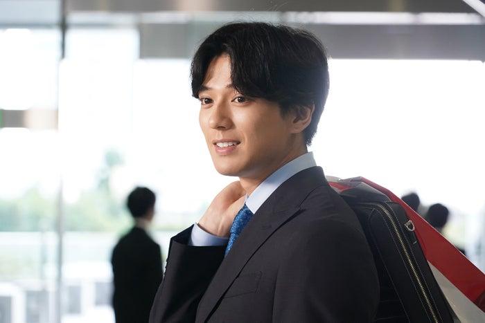 新田真剣佑(C)日本テレビ