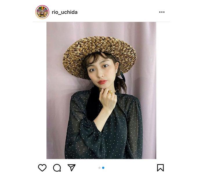※画像は内田理央 Instagramより