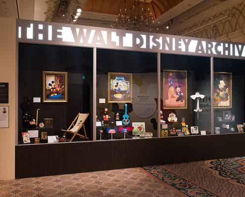 「ウォルト・ディズニー・アーカイブス展」東京上陸、日本初公開含む展示作品420点ずらり