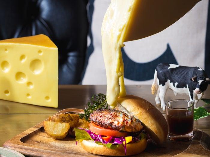 チーズチーズカフェ/画像提供:株式会社Globridge