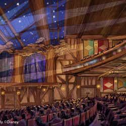 「ファンタジーランド・フォレストシアター」 ※写真はイメージ(C)Disney