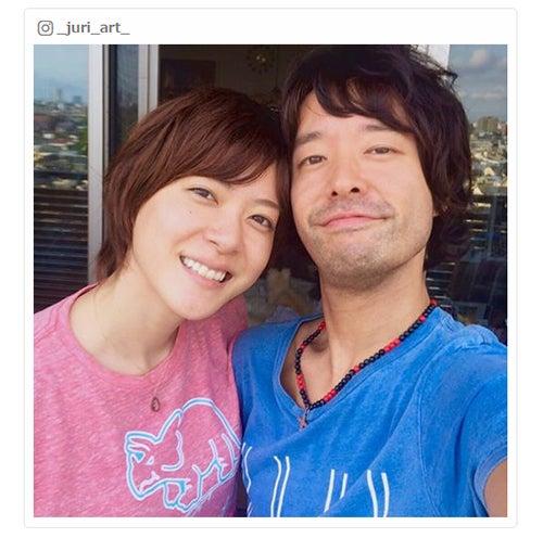 上野樹里、和田唱/上野樹里Instagramより