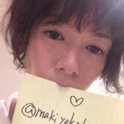 """モデルプレス - 真木よう子、Twitterで""""気取らない対応""""が話題「いくらでも応答」とbotにも返信"""