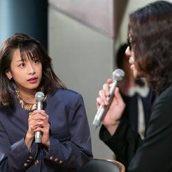 加藤綾子「半分、青い。」で朝ドラ初出演 バブリーヘアー披露「違った自分で出た気分」