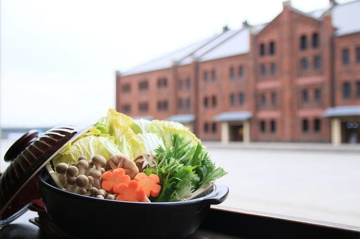 4200通りからオリジナル鍋を堪能!横浜赤レンガ倉庫で「鍋小屋 2017」が開催/画像提供:横浜赤レンガ倉庫