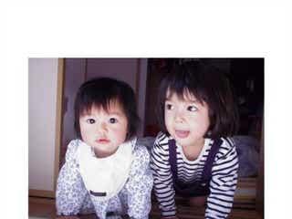 上白石萌音、妹・萌歌との幼少期ショット公開「面影ある」「可愛すぎる」と話題に