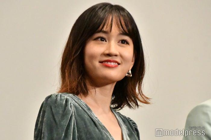 ボブヘアの前田敦子(C)モデルプレス