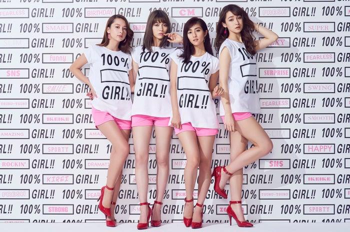 (左から)Niki、八木アリサ、堀田茜、藤井サチ(提供写真)