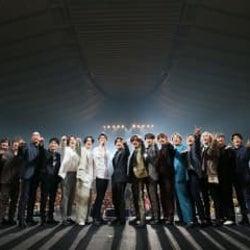総勢20人の貴族と王子が大集合!映画「貴族降臨―PRINCE OF LEGEND―」大熱狂のファンミーティングをレポート!