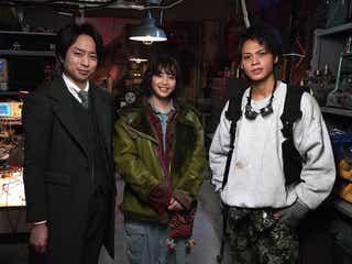 KAT-TUN上田竜也、櫻井翔とドラマ初共演「ネメシス」出演決定
