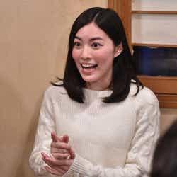 松井珠理奈「私 結婚できないんじゃなくて、しないんです」第8話・場面カット(C)TBS