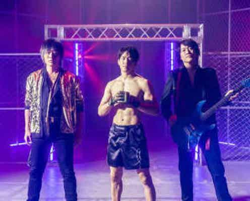 GRANRODEO、アニメ『範馬刃牙』OPテーマ「Treasure Pleasure」MVで格闘家の朝倉海とコラボ!