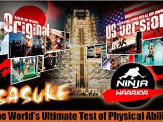 米版『SASUKE』『筋肉番付』の世界配信が決定!