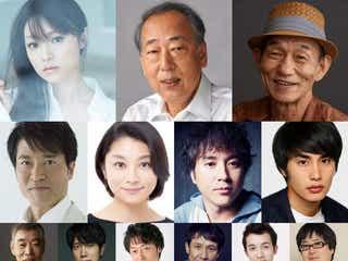 深田恭子、長瀬智也と8年ぶり共演 ジャニーズJr.阿部顕嵐は初映画出演 映画「空飛ぶタイヤ」全キャスト発表