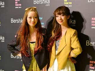 「ZARA」の妹ブランド、オープニングパーティーに人気モデルが続々来場