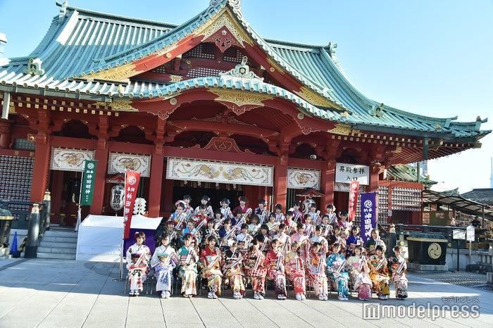 AKB48グループ成人式記念撮影会 (C)モデルプレス