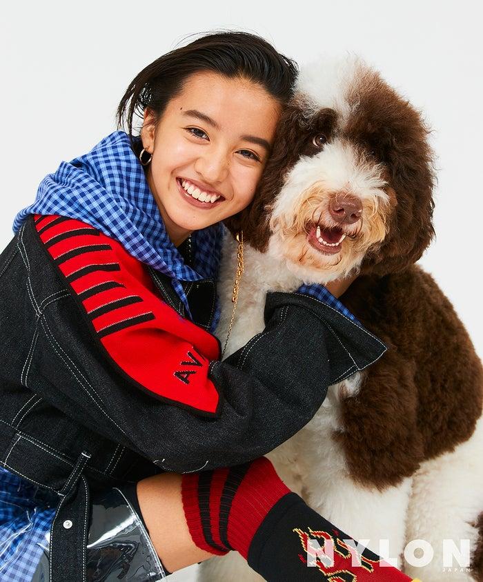 Koki,と愛犬エトワール(画像提供:カエルム)