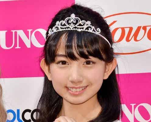 グランプリは埼玉の美少女 初々しい姿で喜びのコメント 「第2回JUNONプロデュース ガールズコンテスト」