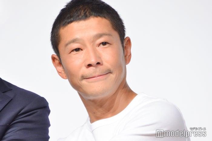 前澤友作(C)モデルプレス