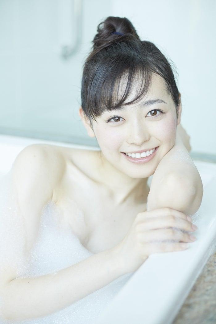 福原遥/『はるかかなた』(2016年8月23日発売、学研プラス)より