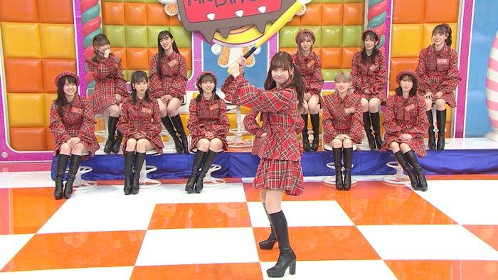 収録中のAKB48メンバー (C)日本テレビ