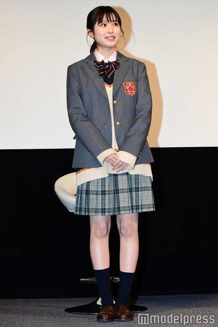 福本莉子(C)モデルプレス