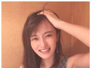 菊地亜美撮影の小島瑠璃子が可愛いと話題「悔しいけど可愛いから載せる」