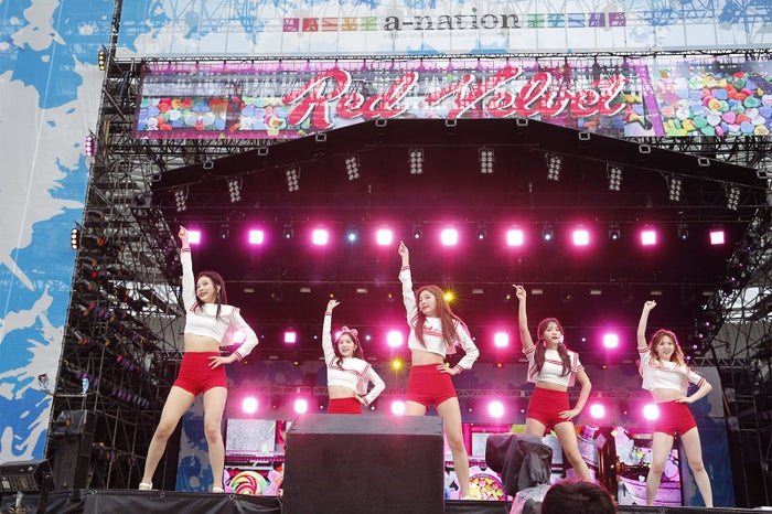 Red Velvet(写真提供:avex)