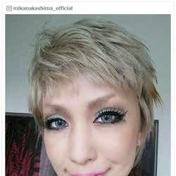 モデルプレス - 中島美嘉、金髪ベリーショート姿公開 変幻自在のヘアメイクに驚きの声