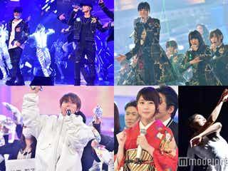 三代目JSB、AAA、欅坂46、関ジャニ∞ら最終確認「紅白リハーサル」<4日目まとめ/写真特集>