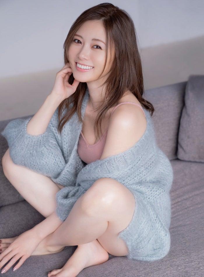白石麻衣/画像提供:講談社