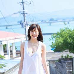小倉優香(C)岡本武志/ヤングマガジン(画像提供:所属事務所)