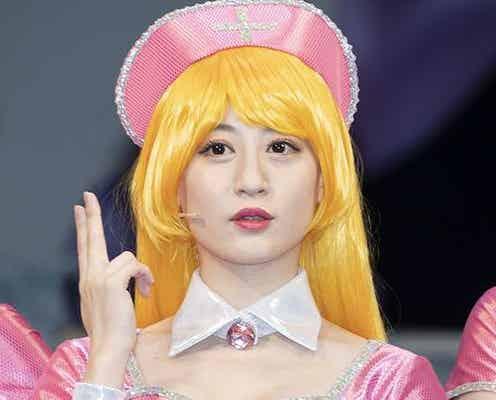 """上西恵、新変身衣装の""""ナースハニー""""姿に「ファンの方もナース服を見たいんじゃないかなって」"""