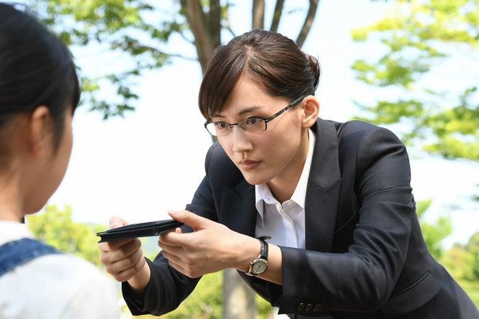 綾瀬はるか/「義母と娘のブルース」より(C)TBS