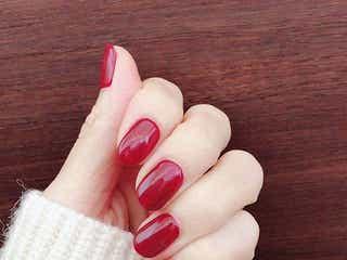 こっくり色が可愛い《簡単ワンカラーネイル》特集|秋冬ネイルはこれで決まり!