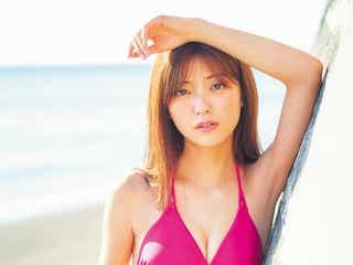 「キラメイジャー」工藤美桜、ビキニ姿で美くびれ際立つ