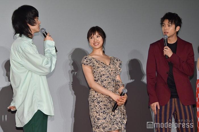 菅田将暉、土屋太鳳、山田裕貴 (C)モデルプレス