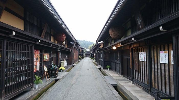 三町伝統的建造物群保存地区(提供写真)