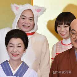 高橋惠子、酒井敏也、秋元真夏、松平健 (C)モデルプレス