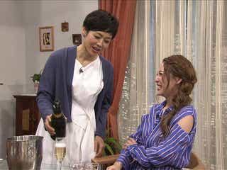 有働由美子、年収2億キャバ嬢・進撃のノアと接客対決