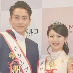 佐藤雅也さん、松田有紗さん (C)モデルプレス