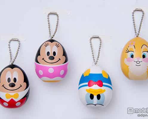 ディズニー、ミッキー&ミニーがポップなイースターエッグに変身