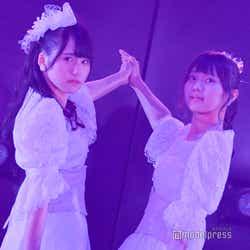 「蜃気楼」前田彩佳、稲垣香織/AKB48柏木由紀「アイドル修業中」公演(C)モデルプレス