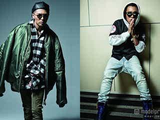 EXILE SHOKICHI&三代目JSB ELLYが私物公開 秋冬スタイルで魅せる