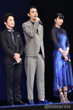 浅利陽介、成田凌、馬場ふみか(C)モデルプレス