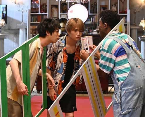 Sexy Zone菊池風磨、シェアハウスは「遊園地のよう」渡辺大知&アイクぬわらと「イタイケに恋して」クランクイン