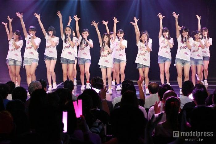 チーム8(SKE48劇場)/(C)AKS