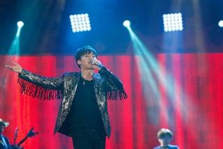 BIGBANG・D-LITE、ソロで4万5千人釘付けの圧巻パフォーマンス ドS対応も<「a-nation」セットリスト>